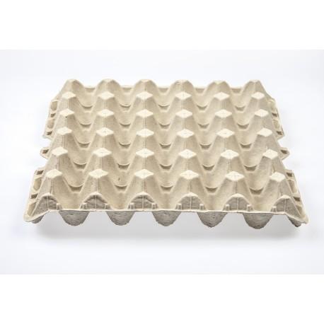 50 Bandejas de cartón 30x30 cm